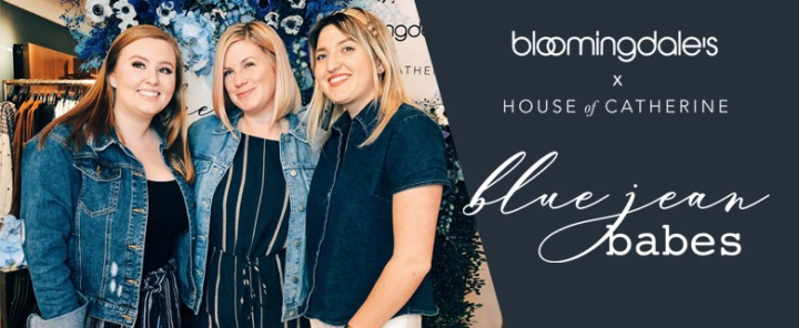 Blue Jean Babe: Bloomingdales x House of Catherine